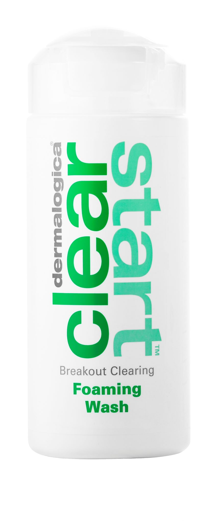 Clear start foaming wash, for ung hud