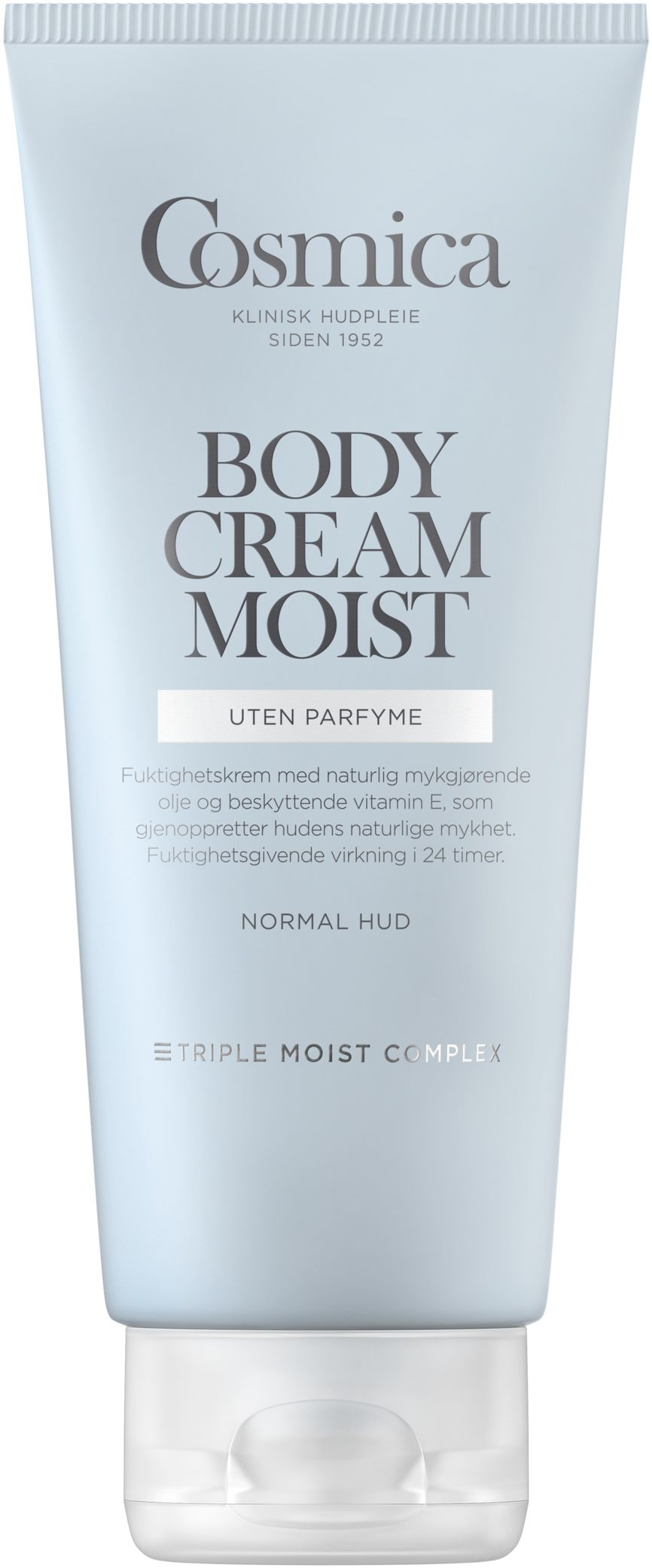 Cosmica Body Cream Moist (200 ml)