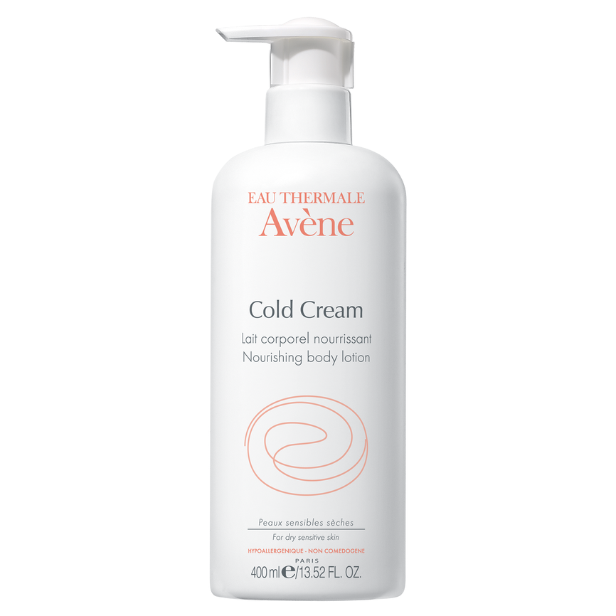 Avene bodylotion w/cold cream