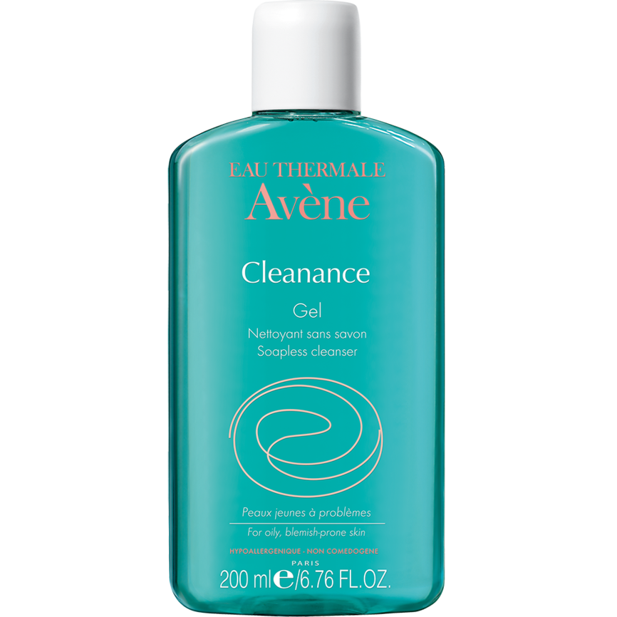 Avene cleanance soapless gel