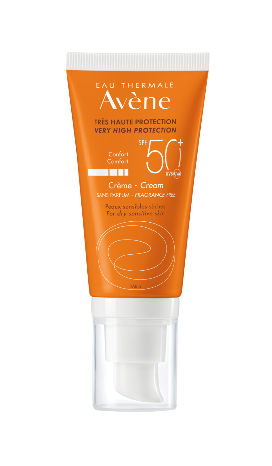 Avène Sun Face Cream F50+ (50 ml)