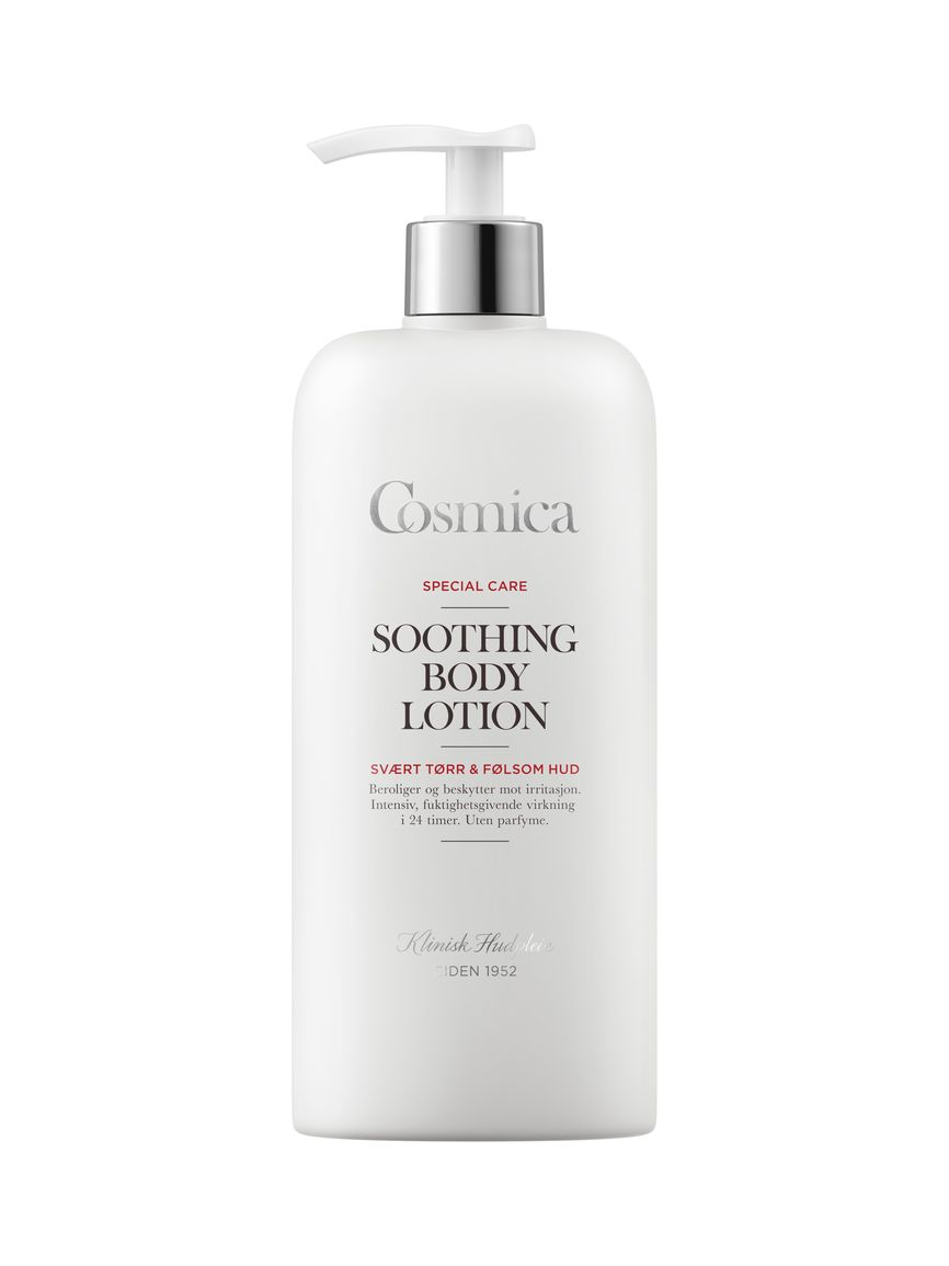 Cosmica Special Care Soothing Bodylotion (400 ml)