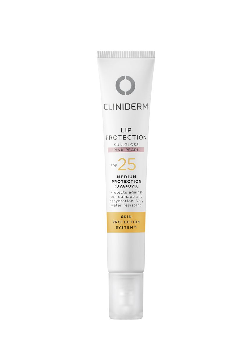 Cliniderm Sun Gloss pink SPF 25 (12 ml)