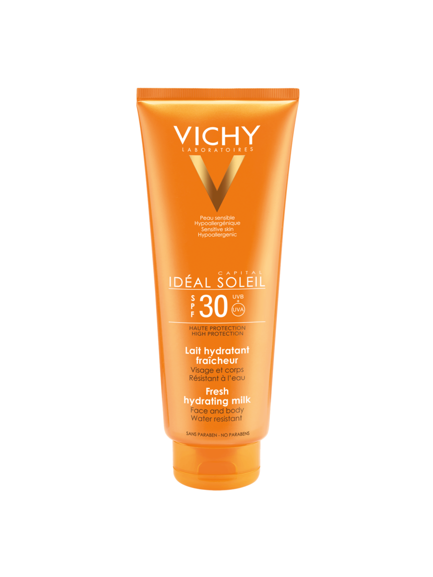 Vichy Ideal Soleil Lotion Family SPF 30 (300 ml)